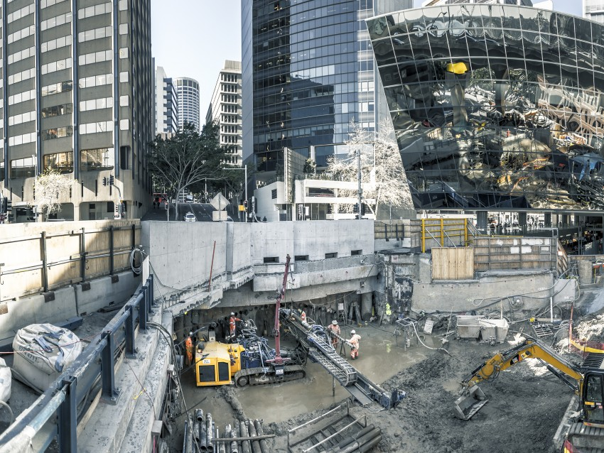 Wynyard Walk Site Photo